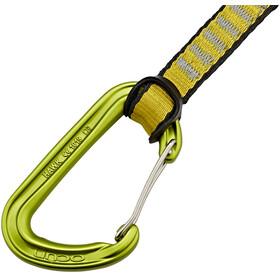 Ocun Hawk QD Wire PAD 16 Quickdraw Set 5+1 Pack Green